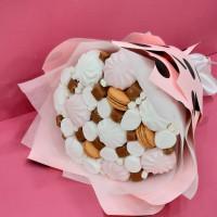 Букет из конфет Сладкая зефирка